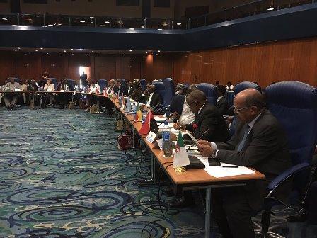 Ministarski sastanak Afrika – Nordijske zemlje u Abudži : Mesahel (Messahel) izložio gledište Alžira o pitanjima mira i bezbednosti