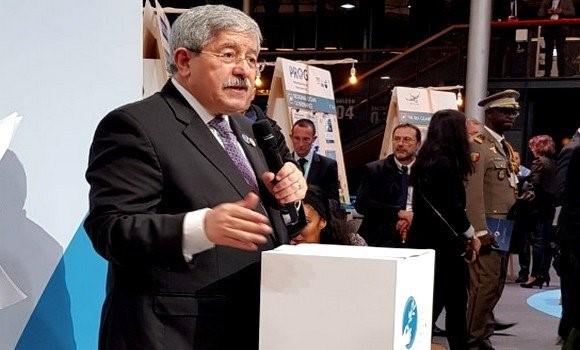 Pariski Forum o miru: Ujahija (Ouyahia) poziva na poštovanje osnovnih principa Povelje Ujedinjenih Nacija