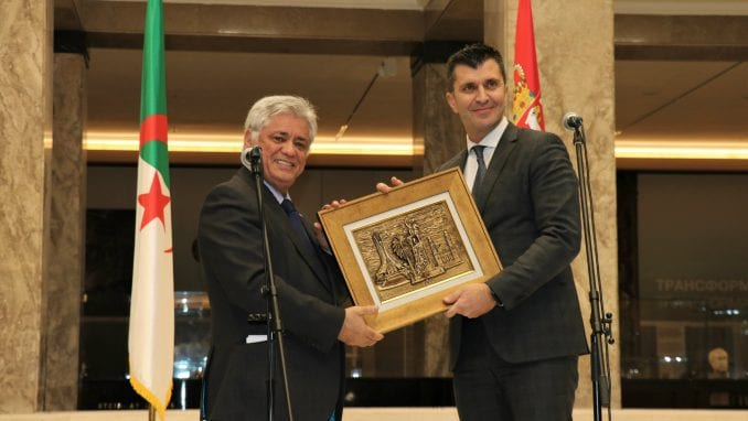 Obeležavanje prve godišnjice smrti Stevana Labudovića