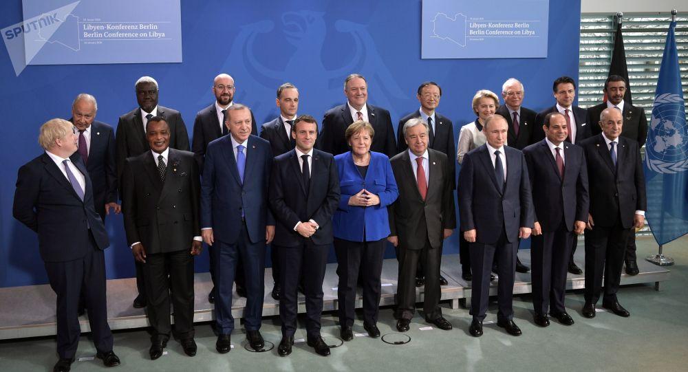 Učešće Predsednika Tebuna na Međunarodnoj konferenciji o Libiji u Berlinu
