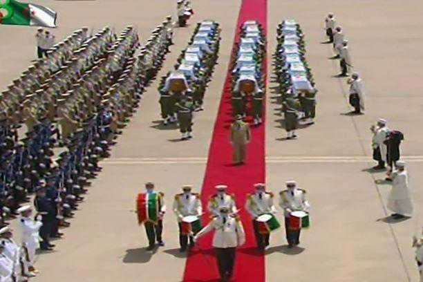 Alžir proslavlja 58.godišnjicu nezavisnosti