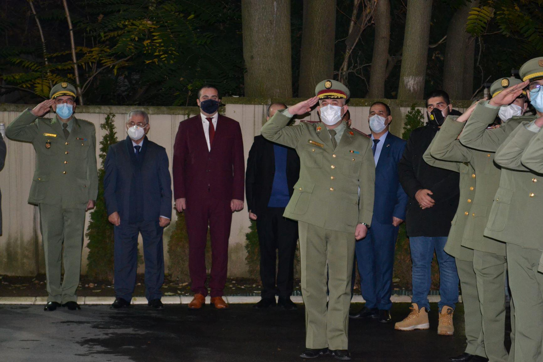 Proslava 1. novembra u Beogradu