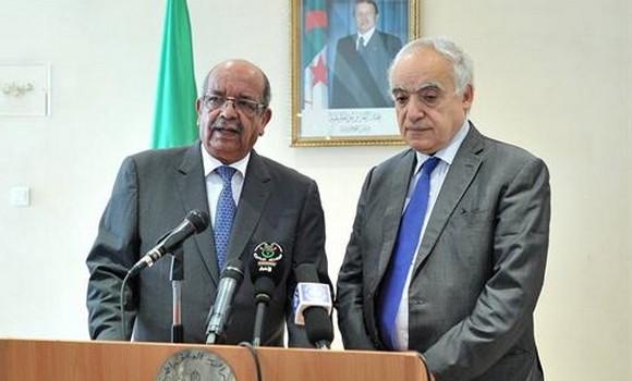 L'Algérie réitère son soutien aux efforts onusiens pour le règlement de la crise en Libye