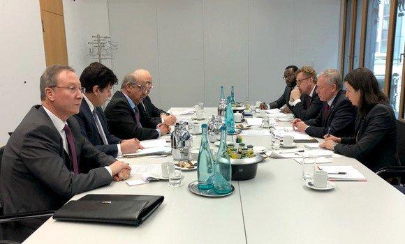 Messahel s'entretient à Berlin avec l'Envoyé personnel du SG de l'ONU pour le Sahara occidental