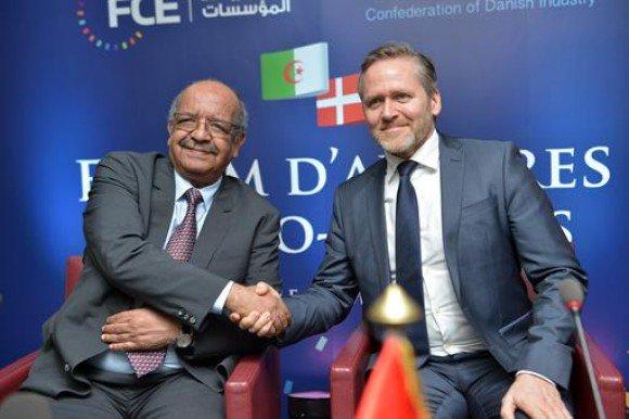 Messahel souligne l'excellence des relations politiques algéro-danoises