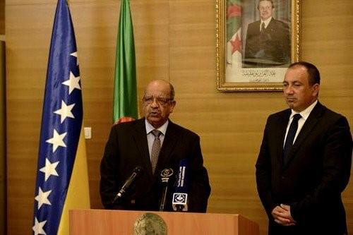 Algérie-Bosnie Herzégovine : Volonté des deux pays de renforcer les relations bilatérales