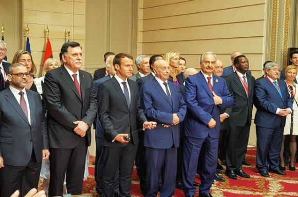 L'Algérie salue les résultats de la Conférence internationale sur la Libye de Paris
