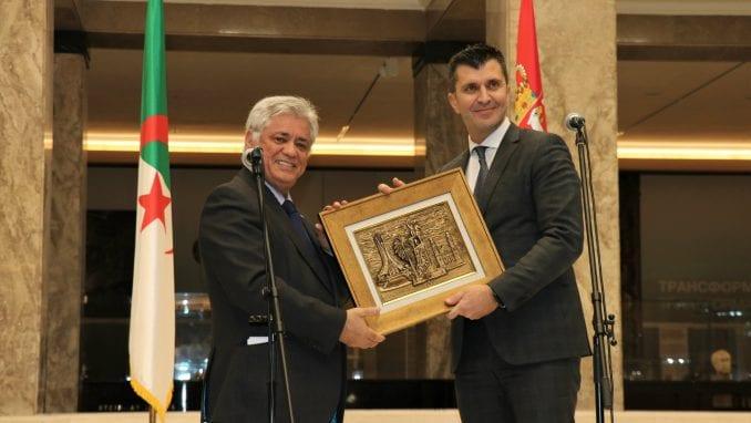 Commémoration du Premier anniversaire du décès de Stevan Labudovic
