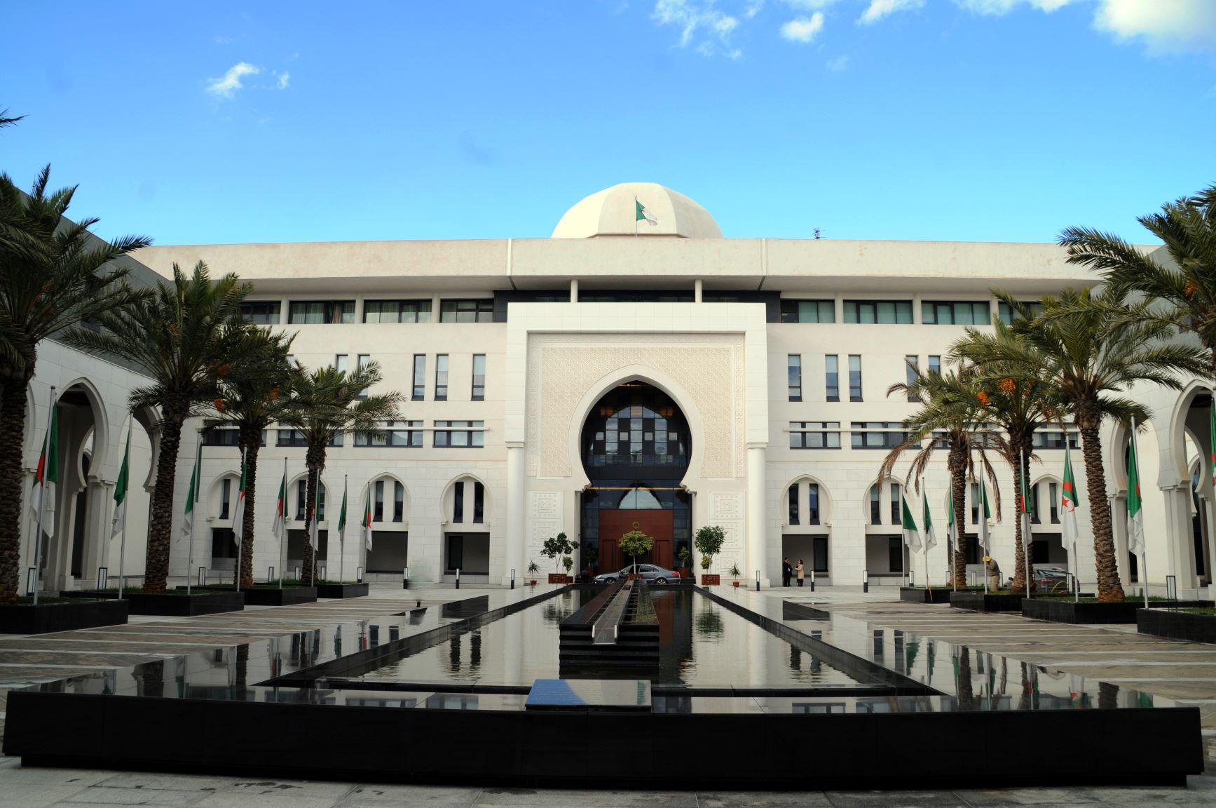 L'Algérie rejette et condamne l'interférence du Parlement européen dans ses affaires intérieures