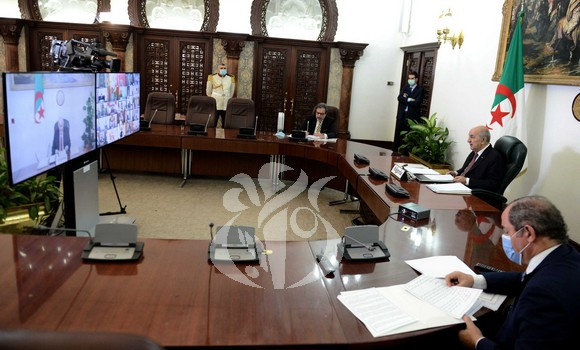 Sommet des Non-Alignés : Le Président Tebboune appelle à l'arrêt immédiat des hostilités à travers le monde