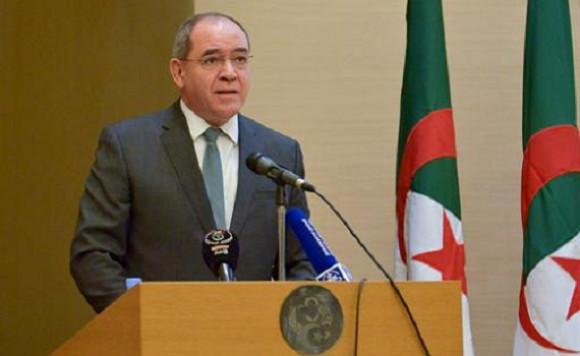 M. Boukadoum annonce des mesures pour la promotion de la production nationale à l'Etranger